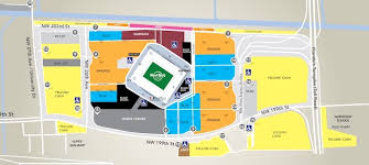Miami Dolphins Hard Rock Stadium Seating Chart Hard Rock Stadium
