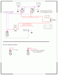 headlight dimmer switch wiring diagram to templates 3 position Ford Headlight Switch Wiring Diagram For 1955 headlight dimmer switch wiring diagram for headrelay04 gif 2000 Ford Headlight Switch Wiring Diagram