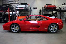 Scottsdale auto group has a great selection to choose from. Used 1997 Ferrari F355 Gtb For Sale Special Pricing San Francisco Sports Cars Stock P19041