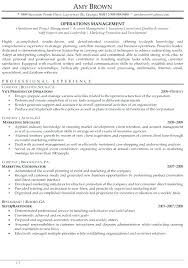 Manufacturing Resume Sample Vice President Of Manufacturing Job ...