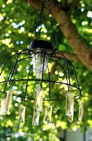 diy outdoor chandelier outdoor solar chandelier outdoor solar chandelier fairy garden solar light chandelier outdoor solar