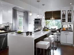 Kitchen Curtains Modern Beautiful Kitchen Window Treatments With Grey Curtain And Hanging