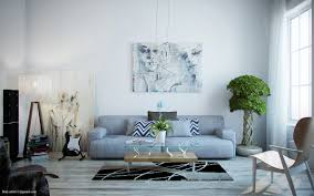 3 Living Room Ideas Complete With Decorating And Furniture Modern Art For Living Room