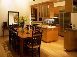 Dining Room Kitchen Design Kitchen And Dining Room Breakingdesignnet