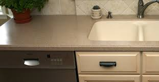 solid surface countertop photo 2