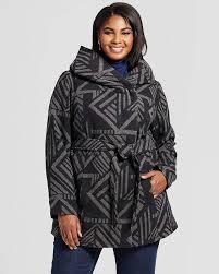 plus size winter coats 4x