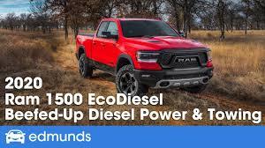 2020 Ram 1500 Ecodiesel Review Beefed Up Diesel Power Towing