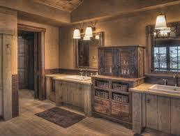 72 Davyn Double Vessel Sink Vanity Rustic Dark Brown Bathroom
