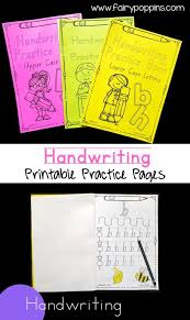Handwriting worksheets and handwriting books. Resources in Zaner ...