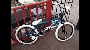 my custom fit van homan bmx bike pics youtube