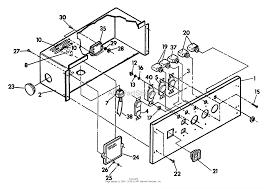 Free generator parts diagram