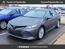 2018 New Toyota Camry XLE Automatic at Fayetteville Autopark, IID ...