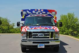 ambulance service donates transport to bring veteran home model ambulance service donates transport to bring veteran home