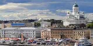 Webcam Helsinki wird das Wetter zeigen dem Klaus K Hotel