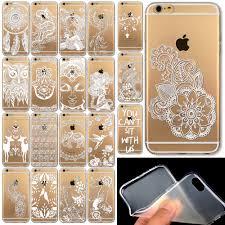 Dream Catcher Case Iphone 7 Plus Dream Catcher Case for iPhone 100 100s 100100 Flowers Pattern Henna 39