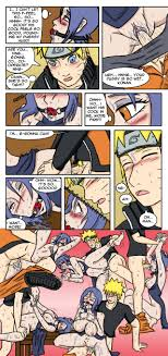 View MattWilson Naruto interrogations Naruto color R.O.D.