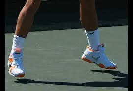 Resultado de imagen para split step en el tenis