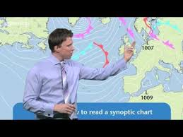 How To Read A Synoptic Chart Youtube