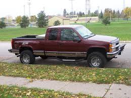 1993 Chevrolet C/K 1500 Series - Information and photos - ZombieDrive