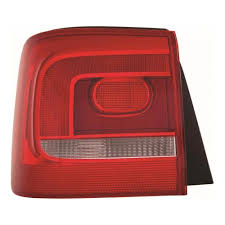 Vw Touran Rear Light Removal Volkswagen Touran 10 On Rear Tail Light Unit
