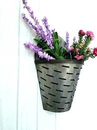 metal wall pocket olive bucket ideas tin wall pocket galvanized wall pocket planters galvanized metal wall metal wall pocket metal wall planters
