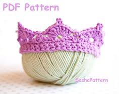 Crochet Crown Pattern Mesmerizing Free Princess Crown Crochet Pattern Crochet Knitting Ideas