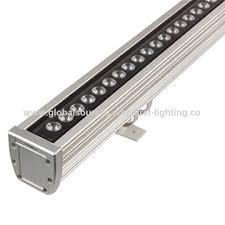 china linear led wall washer outdoor