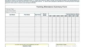 training record template training records database template