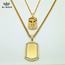 whole hip hop jewellery sets iced out dess mary dog dog sets snless steel necklace sets cuban chains necklace sets handmade jewelry