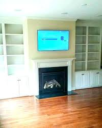 mounting tv above fireplace mounting tv above fireplace too high