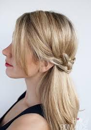 hairstyle tutorial half crown braid