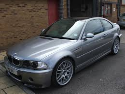Silver Grey CSL - The M3cutters - UK BMW M3 Group Forum