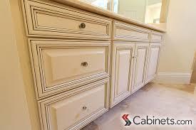 antique white bathroom cabinets. springfield maple antique white chocolate glaze vanity cabinet for this spa-like master bathroom. bathroom cabinets