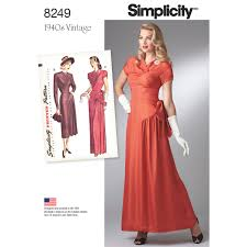 Vintage Simplicity Patterns Amazing Decorating Ideas