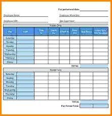 Simple Time Card Beadesigner Co