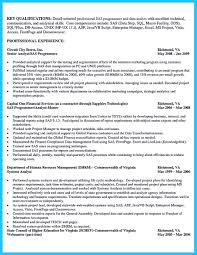 Sas Programmer Resume Free Resume Example And Writing Download