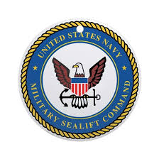 Military Sealift Command Pay Chart 2018 Military Sealift Command Logo Ornament Round