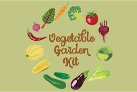 Weekly free svg cut file diy craft inspirations & videos 👇🏼✨click this link for more✨👇🏼 smart.bio/freesvgcaluyadesign. Garden Vegetables Set Svg Cut File By Creative Fabrica Crafts Creative Fabrica