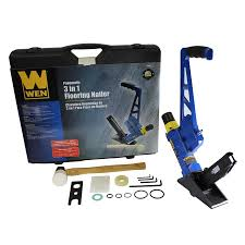wen 16 gauge pneumatic flooring nailer