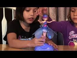 Игрушка Флайн Фейри (<b>Flying</b> Fairy) <b>Летающая Фея</b> - YouTube
