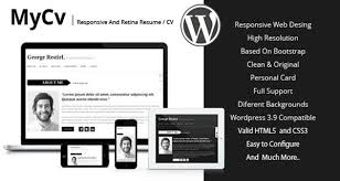 10 Best Premium Wordpress Resume Themes For Your Personal Resume Website
