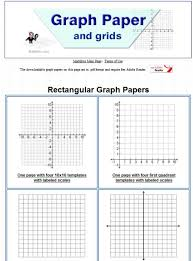 Graph Paper Free Printable 10 Sites To Print Different Graph Paper For Your Projects