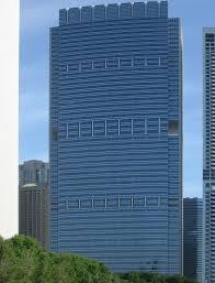 Blue Cross Blue Shield Building Lights Blue Cross Blue Shield Tower Wikipedia