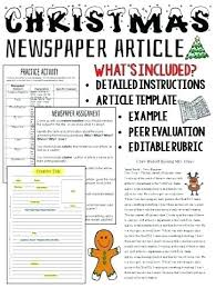 Create Newspaper Article Template Christian Home School Hub Create A Writing Center Resources Resume