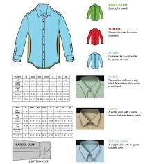 Eagle Van Heusen And Izod Shirt Size Chart Garffshirts Com