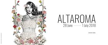 Image result for alta roma logo 2018 giugno