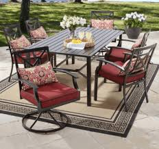 best 7 piece set better homes and gardens carter hills 7 piece dining set