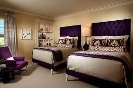 Purple Bedrooms Pictures
