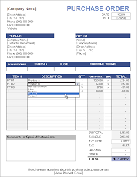 contoh purchase order word free purchase order template with price list