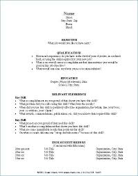 Show Me A Example Of A Resume Resume About Me Examples Examples Of ...